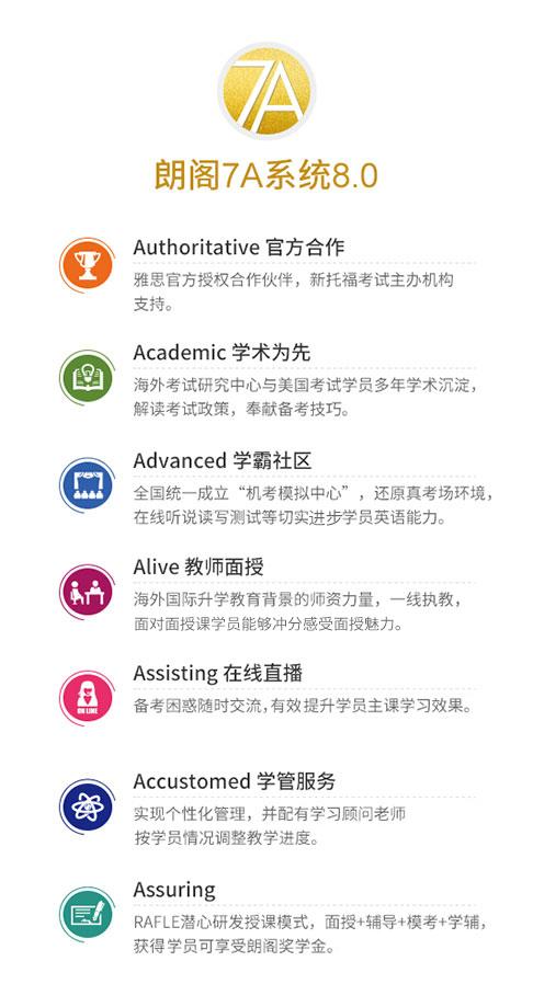朗阁7A教学系统