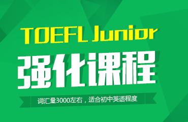 TOEFL Junior强化VIP晚间班