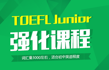 北京TOEFL Junior强化小托福VIP全日制班